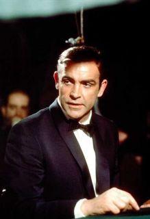 Sean Connery as James Bond Quotes