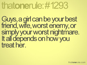 Girl and Guy Best Friend Quotes