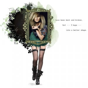 great expectations quote - Polyvore