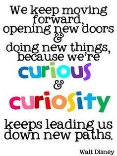 Curiosity #quotes More