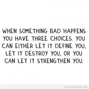 Strength quote 2014 / Genius Quotes