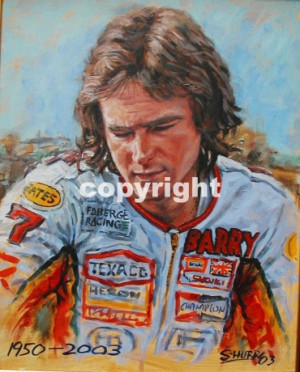 Barry Sheene Prints Wallpapers picture