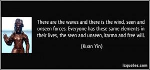 More Kuan Yin Quotes