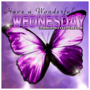 Wonderful Wednesday Quotes Wonderful wednesday butterfly