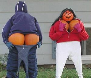 20 Funny Halloween Photos and Display Ideas
