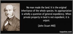 More John Stuart Mill Quotes