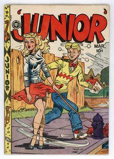 Comics - Good Girl Art