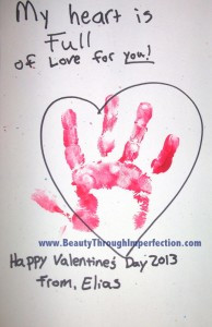 Simple-valentines-day-craft-to-do-with-a-baby-or-toddler-would-work ...