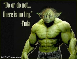 Motivational Quotes Yoda - Inspirational, Fitness, Famous, Funny, Life
