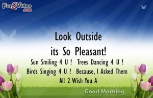 Happy day good morning quotes for her / him and these good morning ...