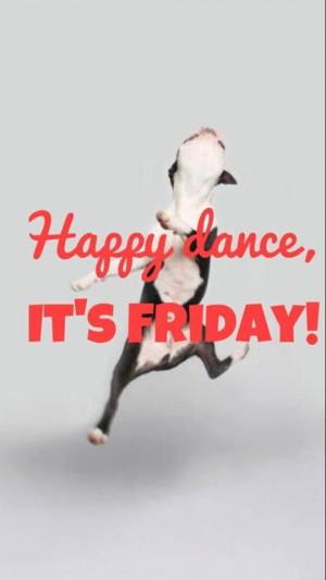 Fredag underbara fredag