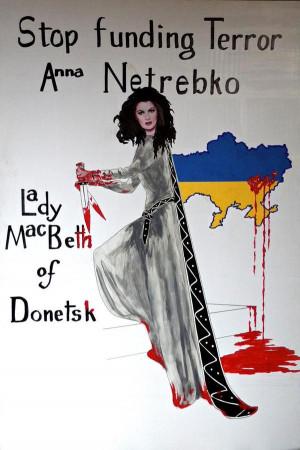 Anna Netrebko kommt nach Deutschland - Sympathisantin der russisch ...