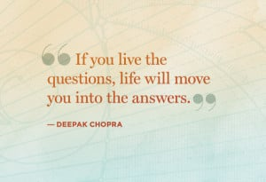 Deepak Chopra Quotes About Change
