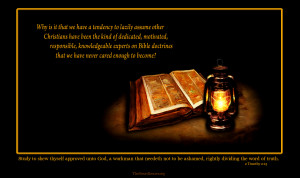 Christian Warrior Quotes
