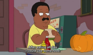 cleveland brown on Tumblr