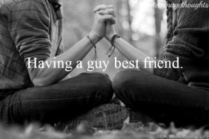 Having A Guy Best Friend | via Tumblr | We Heart It