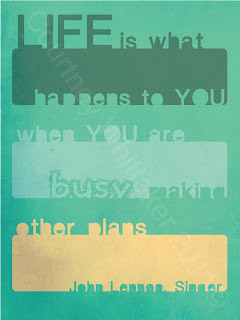 Type & Emotion, Famous Quotes