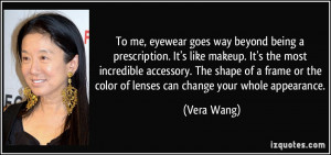 More Vera Wang Quotes