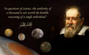 Galileo and Science by hanciong