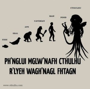 Cthulhu's Impacts on World Nerd Culture