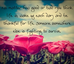 Thinking Of Life Life Quotes