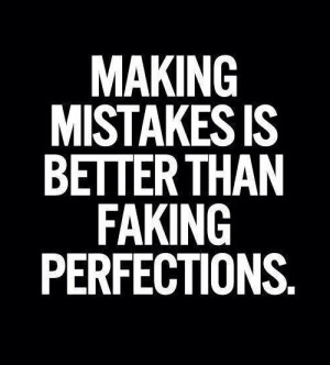 Quotes Making Mistakes