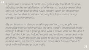 Correctional Officer Quotes What being a pco means to me