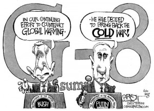 Bush's Global Warming Solution