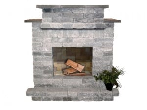 Stone Fireplace Kits