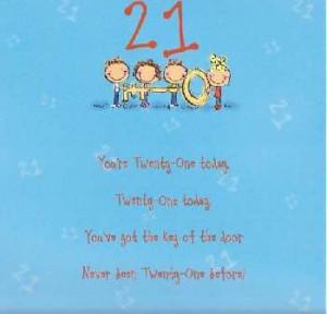 21st birthday happy 21st yaya s funhouse 21st birthday 21st birthday ...
