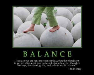 BALANCE - Motivational Wallpapers