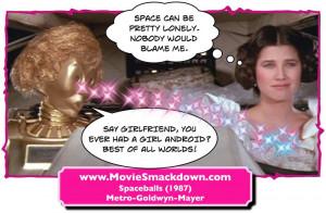 Galaxy Quest (1999) -vs- Spaceballs (1987)