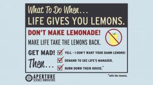 Home Browse All Life Gives You Lemons