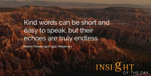 Daily Quote for October 20, 2014