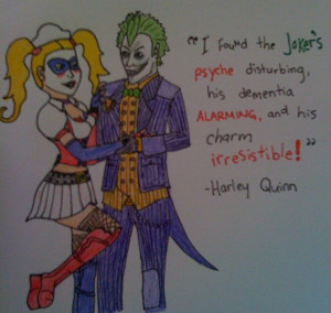 ... Galleries: Harley Quinn And Joker , Harley Quinn Quotes About Love