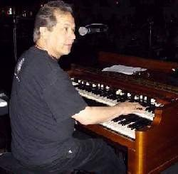 Larry Bell - Keyboards and Vocals