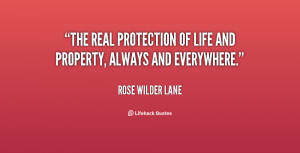 Protection Quotes