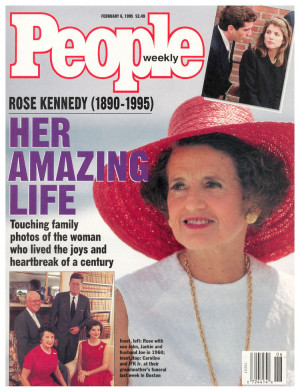Rose Fitzgerald Kennedy Picture Slideshow