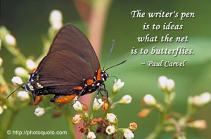 Sayings, Quotes: Paul Carvel | ... from photoquoto.com
