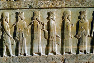 Ancient Iran developed the concepts of