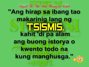 ... quotes incoming search terms tsismis quotes move on quotes tagalog