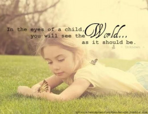 ... teacher, I like to find positive quotes about caring for children