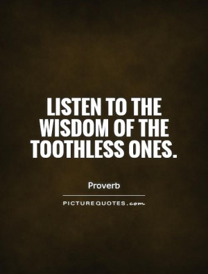 Toothless Quotes