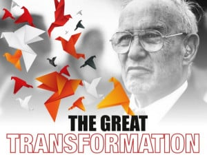 ... Transformation - 33 Top Quotes from Global Peter Drucker Forum 2014