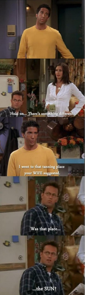 friends tv show quotes katelyn annyce jul 29 2012