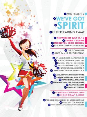 cheerleading flyer quotes
