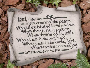 St. Francis of Assisi: