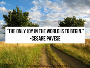 Quote by - Cesare Pavese