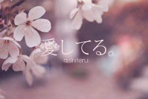 flowers, japan, love, quotes, sakura