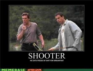 Shooter Mcgavin, Happy GilmoreFav Movie, Movie Villains, Movie ...